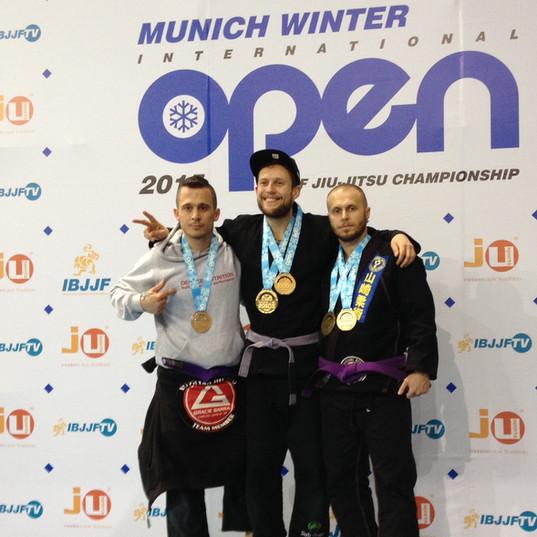 IBJJF Munich Open