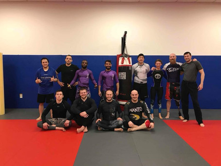 Leg Lock Boot Camp 2018