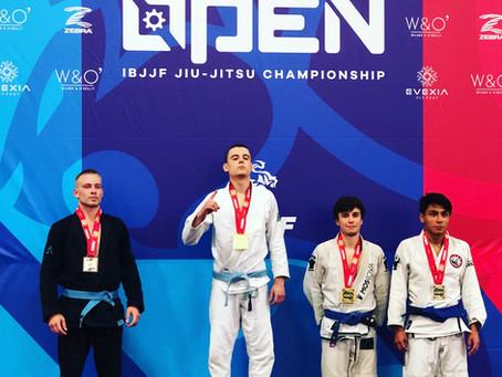 DC Spring International Open IBJJF Championship