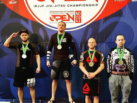 IBJJF WASHINGTON DC INTERNATONAL OPEN
