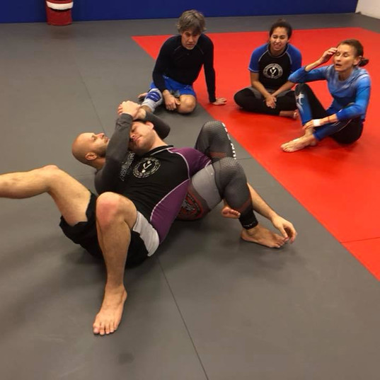 Submission Wrestling Camp