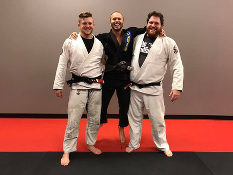 Disaster Relief BJJ Seminar