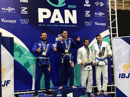 Jason Takes Bronze at IBJJF Pan American Championship  in Orlando