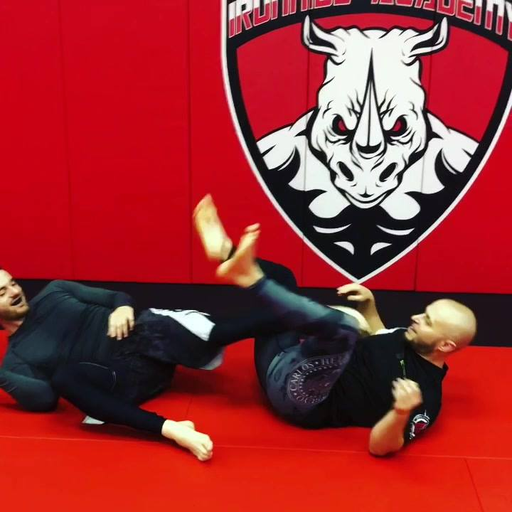 At Yamasaki Leesburg, we spent a decade developing our leg lock curriculum. Unlike others, who jump on the hype train to buy instructional videos, we developed our own flavor of NoGi game. Fernando and Paul played a big role in this development, as t
