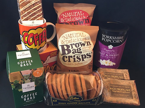 Coffee Saves The Day Hamper