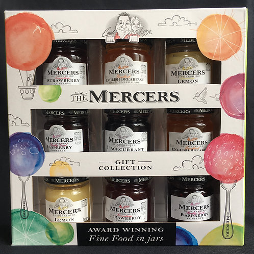 Mercers Conserves Gift Set