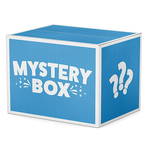 Mystery box of foodie gifts and treats!