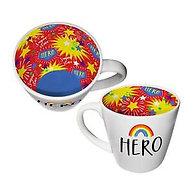 'Hero' Mug