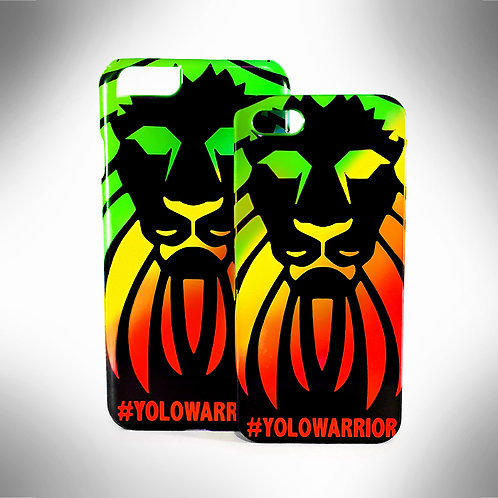 Gloss iPhone Cases by YOLOWARRIOR®