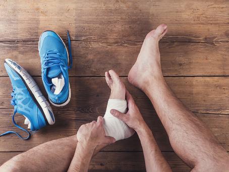 Plantar Fasciitis: Heeling that heel pain
