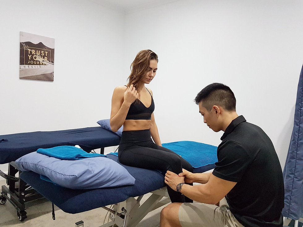 Strength and PIlates Physiotherapy Surry Hills