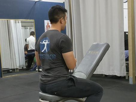 SHOULDER IMPINGEMENT - 5 EXERCISES TO TREAT THAT NAGGING SHOULDER PAIN