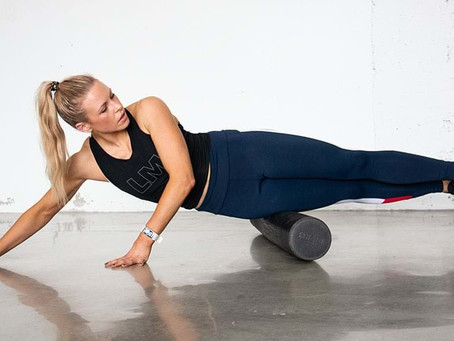 Is FOAM ROLLING actually helpful? (short answer.... HELL YEAH)