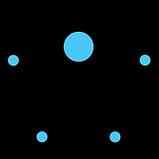 Logomarca 'A Acessibilidade' da ONU