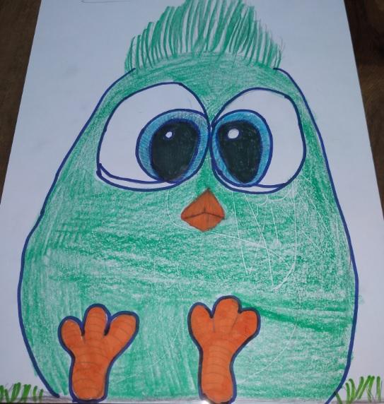 Desenho Infantil | Personagem de desenho animado