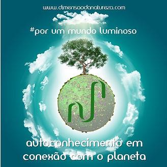 Autoconhecimento em conexão com o Planeta