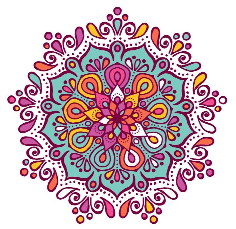 Mandala Floral | Ilustração Freepik - Designed by Visnezh