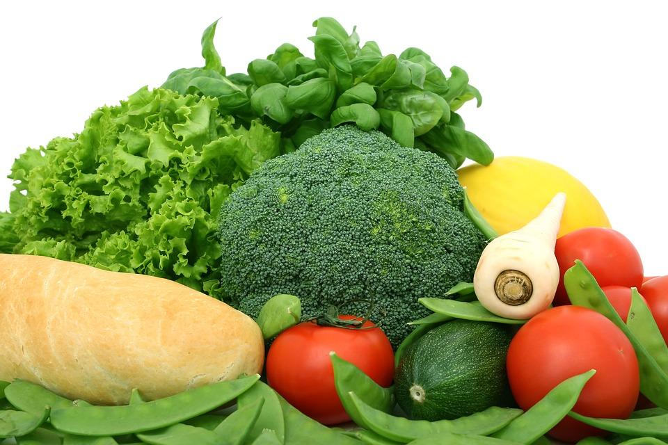 Frutas, verduras e legumes orgânicos | Foto Pixabay