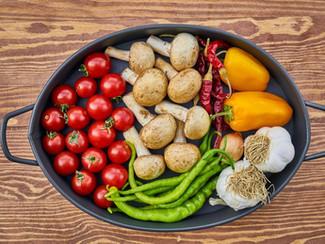 O Poder dos Alimentos Orgânicos e Integrais