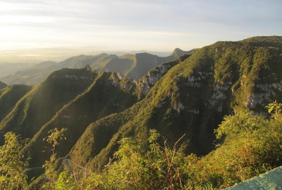 Serra do Rio do Rastro - SC | Foto Pixabay