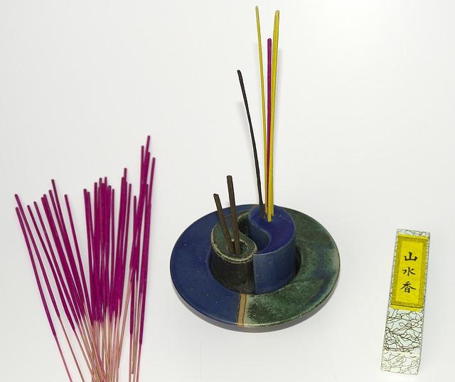Incensos para limpar, perfumar e harmonizar ambientes | Foto Pixabay
