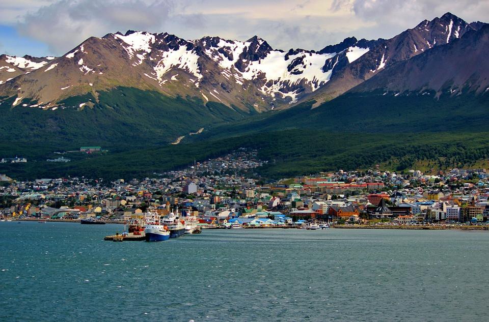 Cidade de Ushuaia | Foto Pixabay
