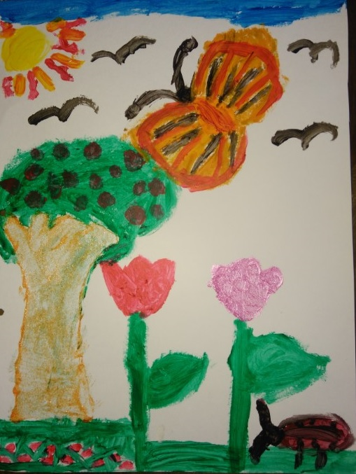 Desenho Infantil | Natureza