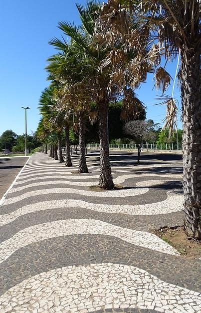 Calçadão de Copacabana – RJ | Foto Pixabay