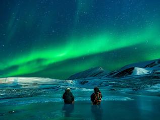 Cenários De Tirar O Fôlego Que Levam À Aurora Boreal