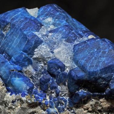 Cristal Calcita Azul