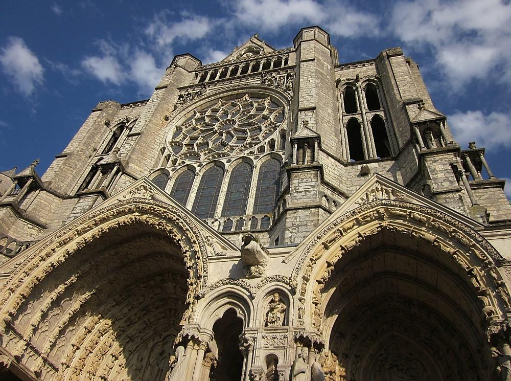 Catedral de Chartres – Paris | Foto Pixabay