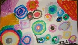 Desenho Infantil | Círculos e cores