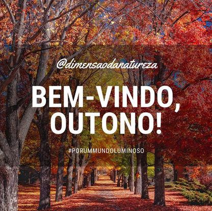 Bem-vindo Outono