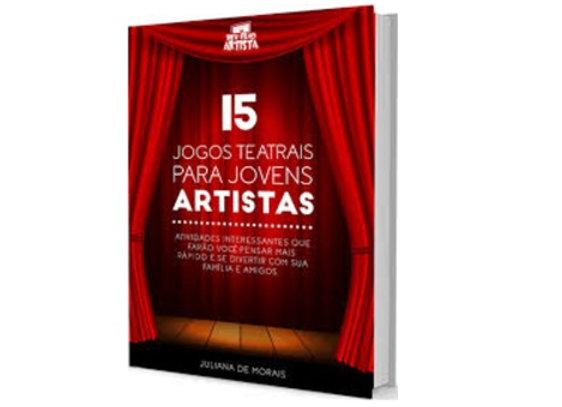 15 Jogos Teatrais para Jovens Artistas