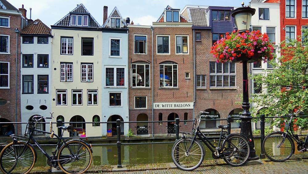 Dimensão da Natureza | Cidades com Qualidade de Vida | Utrecht | Foto Pixabay