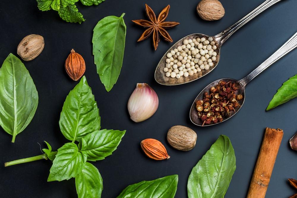 Ervas da Culinária | Foto FreePik