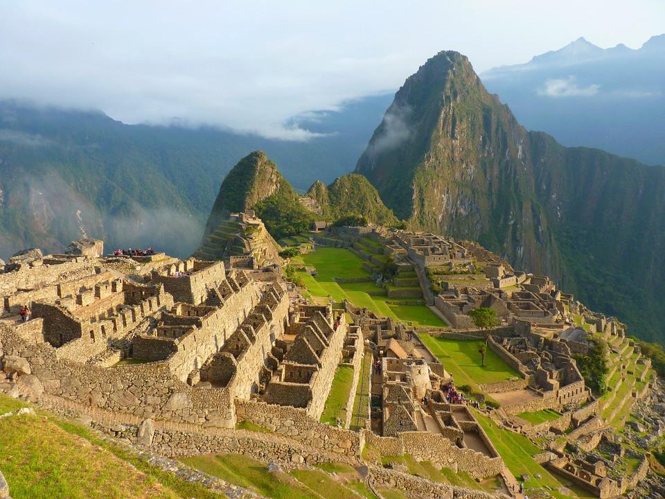 Cidade antiga de Machu Picchu, no Peru | Foto Pixabay
