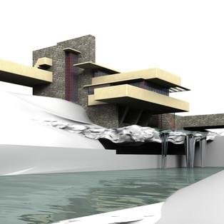 Simbiose entre Arquitetura e Natureza