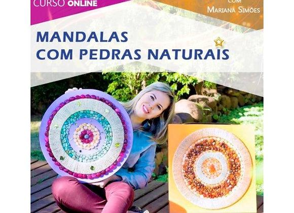 Curso Mandalas com Pedras Naturais