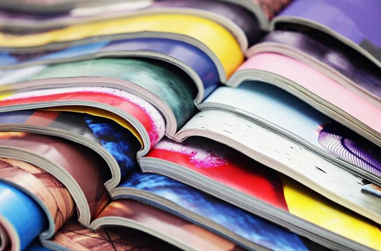 Revistas | Foto Wix