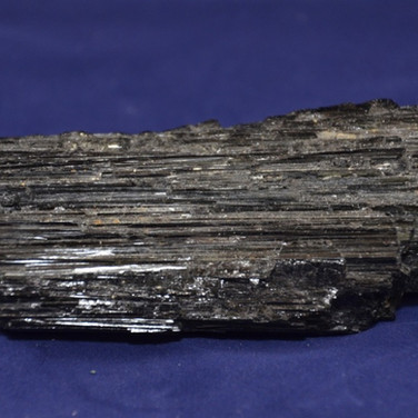 Cristal de Turmalina Negra