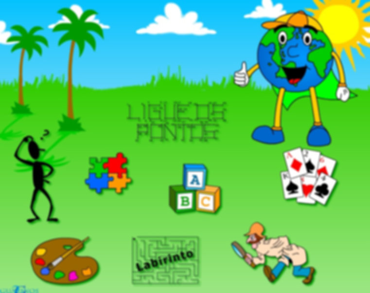 Jogo do Planetinha e sua Turma