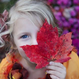 Crianças Conhecendo a Natureza