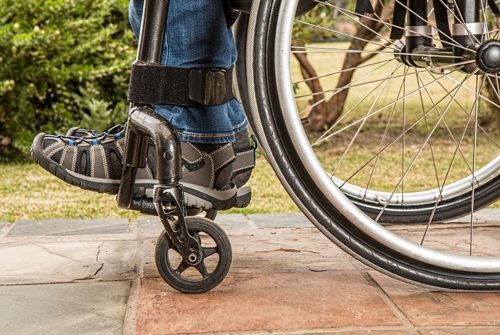 Dimensão da Natureza | Acessibilidade e Mobilidade para Todos | Cadeirante | Foto by Pixabay