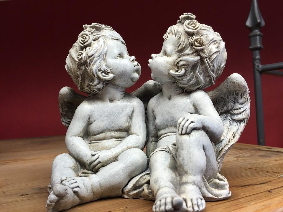 Os anjos estão sempre por perto | Foto Pixabay