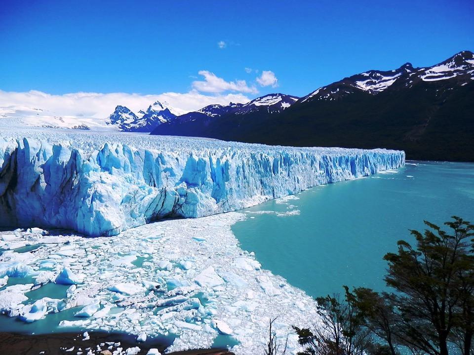 Parque Nacional Glaciar Perito Moreno, El Calafate, Argentina   Foto Pixabay