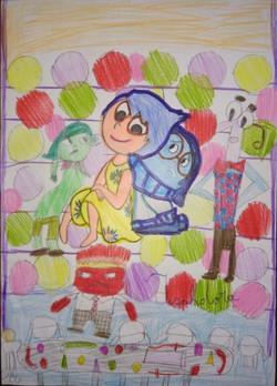 Desenho Infantil | Divertidamente
