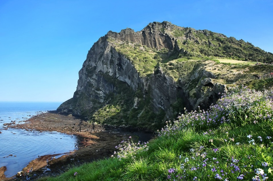 Ilha de Jeju, República da Coreia | Foto Pixabay