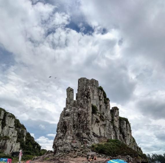 Morro da Guarita, Torres/ RS | Foto Robriane Lara ©