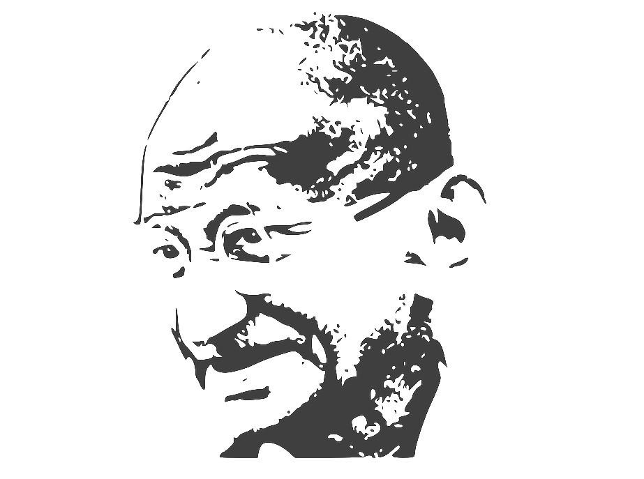 Mahatma Gandhi | Imagem Pixabay